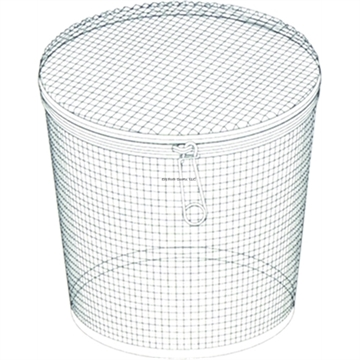 Picture of Gee's Chum Pot 1.75Gal Wire Mesh