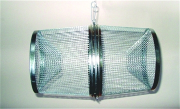 "Picture of Gee's Crawfish Trap W/2-1/4"" Entrance Holes"