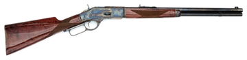 Picture of Navy Arms 1873 Winchester Color Cased Lever Action .357/.38Spl 20""