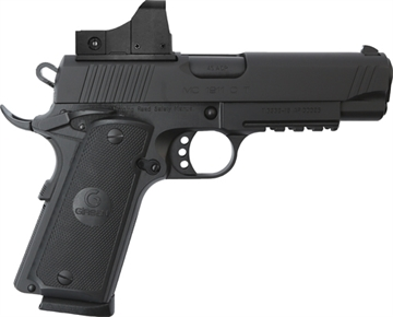 Picture of Girsan   Mc1911c Commander .45Acp Adj. Sgt W/Optic Black