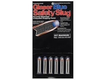 Picture of Glaser 357Mag 80Gr Safety Slug