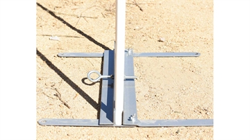 Picture of G.P.S. Metal Target Stand W/ Vise System For Variable Sze Frames