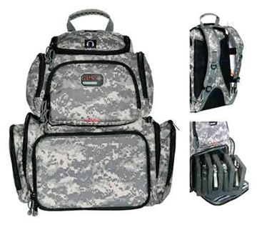 Picture of G.P.S. Handgunner Backpack Digital Camoflage           RC