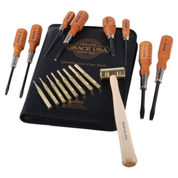 Picture of Grace Usa Usa Gun Care Tool Kit Set OF 17 Tools