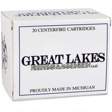 Picture of Great Lakes 450 Bushmaster 300Gr SP 20Bx