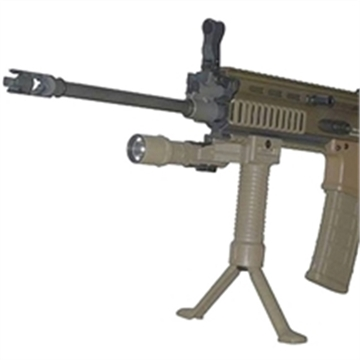 Picture of Grip Pod Systems Single Light Rail Tan