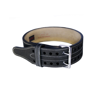 Picture of Grizzly 4In Double Prong Powerlifting Belt - Medium