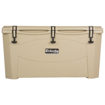 Picture of Grizzly Cooler Cooler 100 QT Tan/Tan