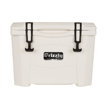 Picture of Grizzly Cooler Cooler 15 QT White/White