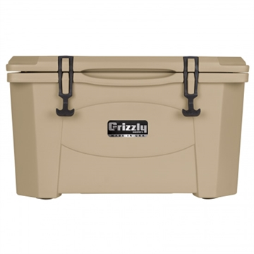 Picture of Grizzly Cooler Cooler 40 QT Tan/Tan