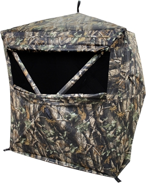 "Picture of Hme 3-Person Hub Ground Blind 75"" X 75"" X 67"""