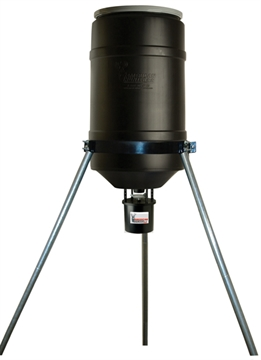 Picture of American Hunter 225# Tripod Feeder W/ Dig. Motor