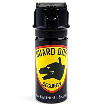 Picture of Guard Dog 2 Oz. Flip-Top Streamer Pepper Spray - Black