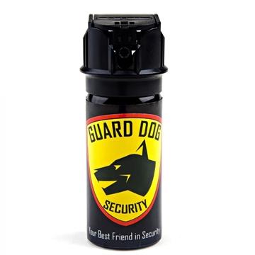 Picture of Guard Dog 4 Oz. Flip-Top Streamer Pepper Spray - Black