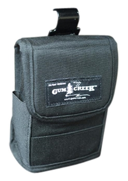 Picture of Gum Creek Gcccvmhsm Concealed Vehicle Holster Small Sub-Compact Black