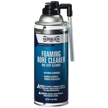 Picture of Gunslick   Foaming Bore Cleaner 12Oz. Aerosol Can