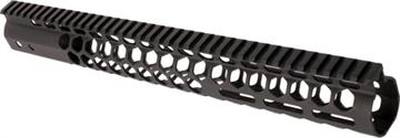 "Picture of Guntec Usa Air Lite Handguard 15"" Honeycomb M-Lok Black"