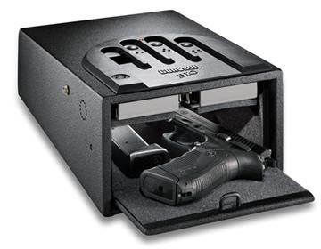 Picture of Gunvault Gunvault Minivault   Biometric