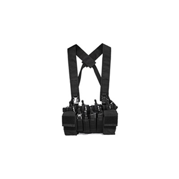 Picture of Haley D3cr X Chest Rig Black