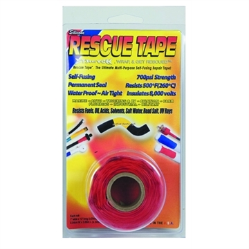 Picture of Rescue Tape Red Clamshell