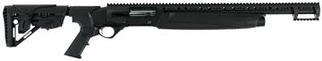 "Picture of Hatfield Usa12t Sas Semi-Automatic 12 Gauge 20"" 3"" 4+1 5-Position Adjustable Synthetic W/Pistol Grip Black"