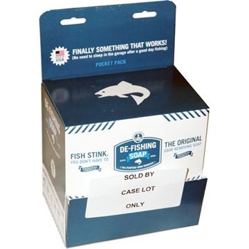 Picture of Heat Factory, Inc. Factory De-Fishing Soap .169 FL Oz. 80-Pocket Packs