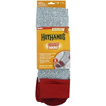 Picture of Kobayashi Healthcare Int. Hands Heat Socks W/Warmers 9-11