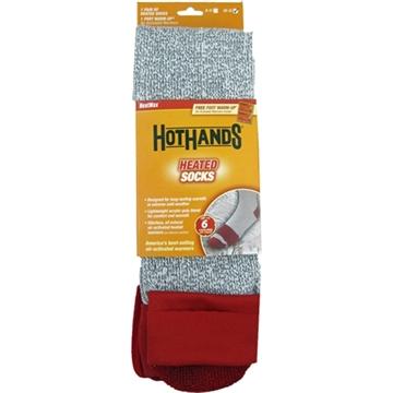 Picture of Kobayashi Healthcare Int. Hands Heat Socks W/Warmrs 10-13