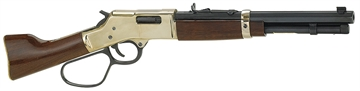 "Picture of Henry H006cml Mare's Leg  Pistol Lever 45 Colt (Lc) 12.904"" 5+1 American Walnut Brass Receiver/Blued Barrel"
