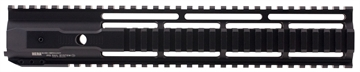 Picture of Hera 110503 Irs Ar15 Rifle Aluminum Handguard Black Hard Coat Anodized 12""
