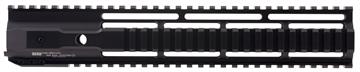 "Picture of Hera 110503 Irs Ar15 Rifle Aluminum Handguard Black Hard Coat Anodized 12"""