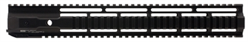 Picture of Hera 110504 Irs Ar15 Rifle Aluminum Handguard Black Hard Coat Anodized 15""