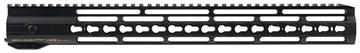 "Picture of Hera 110509 Irs Ar15 Rifle Aluminum Handguard With Keymod Black Hard Coat Anodized 16.5"""