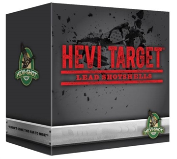 """Picture of Hev 12G 2.75"""" 1Oz #7.5 Target"""