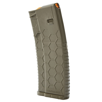 Picture of Hexmag 10/30 OD Green 10 Round Magazine