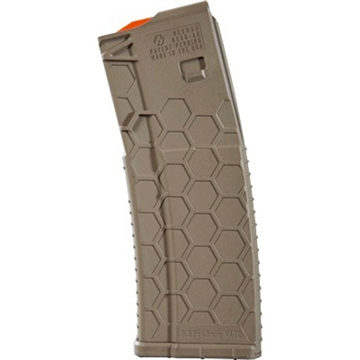 Picture of Hexmag Ar15 5.56 223Rem Fde 10Rd W/ Riser System Hx1030arfde