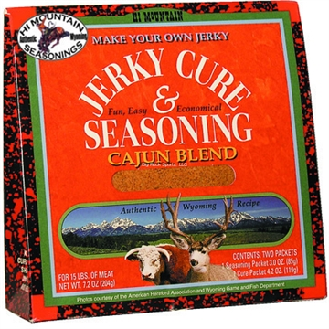 Picture of HI Mountain Cajun Jerky Cure Jerky Making Kit
