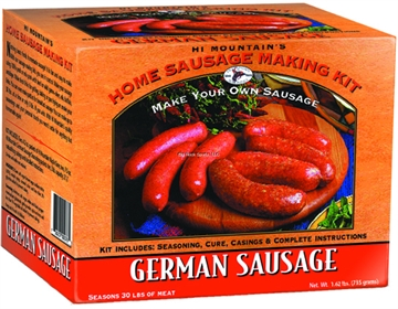Picture of HI Mountain German Sausage Kit Sausage Making Kit