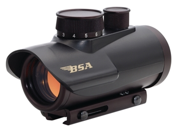 Picture of Bsa Rd30   1X Illuminated Red Dot Black