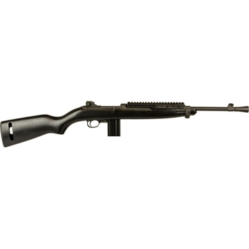 Picture of Inland Manufacturing M1 Carbine Scout Model .30 Carbine 15Rd Black W/Rail