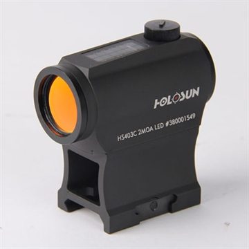 Picture of Holosun 2Moa Red Dot Solar