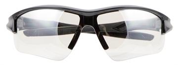 Picture of Honeywellsafety/Howard LT Acadia Shooter's Safety Eyewear, Sct Reflect 50 Lens, Black Frame, Hardcoat Coating