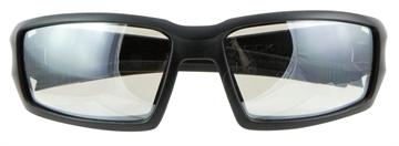 Picture of Honeywellsafety/Howard LT Hypershock Shooter's Safety Eyewear, Sct-Reflect 50 Lens, Matte Black Frame, Hardcoat Coating