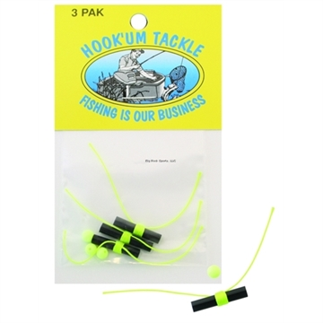 Picture of Hook'um Bobber Stop Knot W/Bead Chart 3Pk