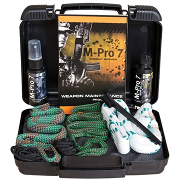 Picture of M-Pro 7 Tactical 3 Gun Cleaning Kit