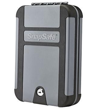 Picture of Hornady Snapsafe Treklite Lock Box W/Key Lock Xlarge