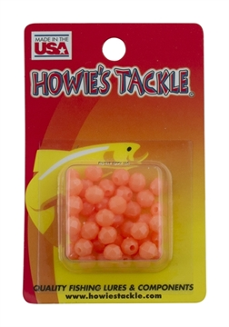 Picture of Howie 6Mm Facetted Beads; Orange Glow, 50Pk