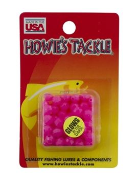 Picture of Howie 6Mm Facetted Beads; Pink Glow, 50Pk