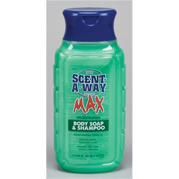 Picture of Scent-A-Way  Body Wash & Shampoo  Max 12Fl Ounces