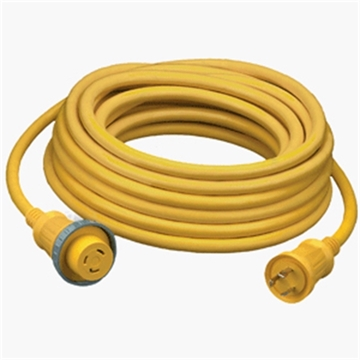 Picture of Hubbell Cable Set,25' 50A 125V